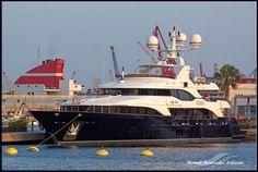 MY SISA, type:Yacht, built:2010, GT:456, http://www.vesselfinder.com/vessels/MY-SISA-IMO-9581435-MMSI-319458000