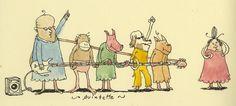 Mattias Inks: Quintet