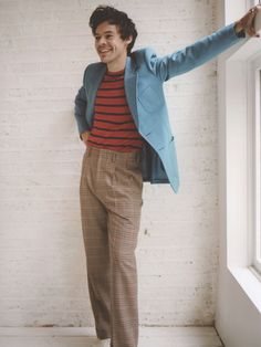 Harry Styles for L'Officiel Hommes. Harry Styles Clothes, Styles Harry, Harry Styles Update, Harry Styles Pictures, Harry Edward Styles, Harry Styles Fashion, Harry Styles Shoes, Mr Style, Style Icons