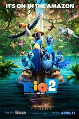 Rio 2 - took my daughter in law and grandkids to see this. a 6 mo old, two 2 year olds, and an 8 yr old. Good times!