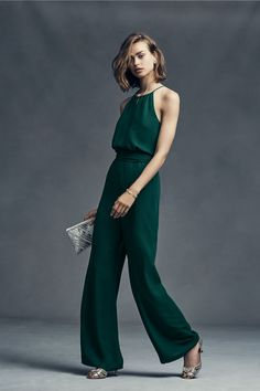 BHLDN Jackie Jumpsuit in New at BHLDN More