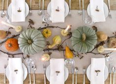 tablescape!