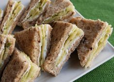 Pernod-Marinated Fennel and Apple Tea Sandwiches     8 slices nutty oat bread     1 small or 1/2 medium head fennel     1 medium Granny Smith apple     4 teaspoons Pernod or other anise-flavored liqueur     1 tablespoon extra-virgin olive oil     8 tablespoons chèvre (fresh goat cheese)