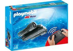 PLAYMOBIL 5536 - MOTORE RADIOCOMANDATO SUBACQUEO - Disponibile in pronta consegna su Vendiloshop.it #playmobil #offerte #giocattoli #vendiloshop