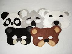 39 Best Masks Images Felt Mask Felt Crafts Felt