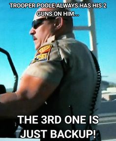 Trooper Todd Poole Real Life Heros, K9 Officer, Riverdale Cole Sprouse, Hot Cops, Police Life, Tom Selleck, Men In Uniform, Big Guys, Thin Blue Lines