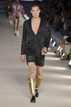 Dirk Bikkembergs Spring-Summer 2017 - Milan Fashion Week #MFW