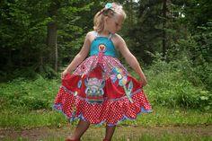 fynory: Sasha dress, pattern by farbenmix.de, #sewing #dress #nähen #handmade #diy #patterns