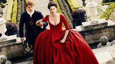 Outlander · Season 2 · TV Review Outlander's not just sexy—it's important · TV Review · The A.V. Club