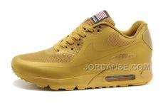 http://www.jordanse.com/mens-sneakers-nk-air-max-90-hyp-prm-gold-for-spring.html MEN'S SNEAKERS NK AIR MAX 90 HYP PRM GOLD FOR SPRING Only 79.00€ , Free Shipping!