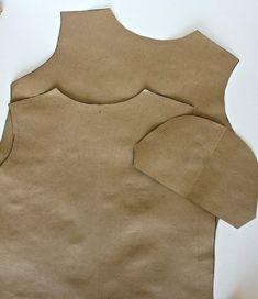 πως θα βγαλετε πατρον στα μετρα σας, ραψτε με δικο σας πατρον Handicraft, Sewing, Tops, Women, Fashion, Craft, Moda, Dressmaking, Couture