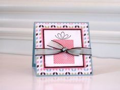 Playful Birthday by dpetersen - Cards and Paper Crafts at Splitcoaststampers