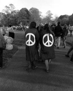 Photo: CND March, Hyde Park, London, by Geoffrey Angel-Attwood