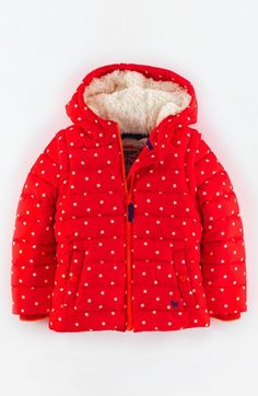 Mini Boden Convertible Quilted Jacket (Toddler Girls, Little Girls & Big Girls) available at #Nordstrom