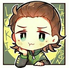 Sad and Funny pics of Loki - Loki and Tom Hiddleston will also star: Thor, Peter … # Humor # amreading # books # wattpa - Avengers Fan Art, Loki Art, Baby Avengers, Marvel Fan Art, Loki Marvel, Thor X Loki, Marvel Comics, Chibi Marvel, Baby Loki