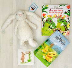 Cute Easter Present for the young children - comes gift wrapped and with a card including your personal message Easter Presents, Easter Gift, Baby Hamper, Young Children, Little Boys, Boy Or Girl, Bunny, Vintage Fashion
