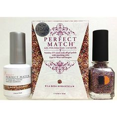 Nobility LeChat Perfect Match DUAL SET Gel Polish  #FootHandNailCare