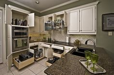If you are wondering 'how can I increase my kitchen's storage space,' the professionals at Kitchen Renovations Ottawa have the right solutions. We specialize in Kitchen renovation, bathroom renovation, living room designs, landscaping, home additions, general renovations and more.Ready to take the first step? Call us (613-745-6627) now and discuss your Home and Kitchen Renovation Project.