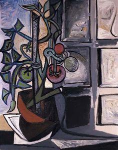 """Picasso, """"Plant de tomates""""(via art)"""