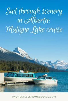 From Spirit Island to amazing, ever-changing, turquoise waters, Maligne Lake has so much beauty and history to offer. The best way to see it? A lake cruise!