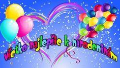 detské priania – pre potešenie duše Birthday Wishes, Birthday Cake, Congratulations, Birthdays, Jar, Celebrations, Facebook, Anniversaries, Special Birthday Wishes