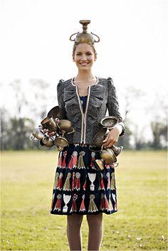 Vera dress @ anthro 2011