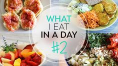 Cosa mangio in 1 giorno #2 | What I eat in a day