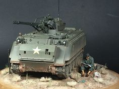 M163 Vulcan - Vietnam