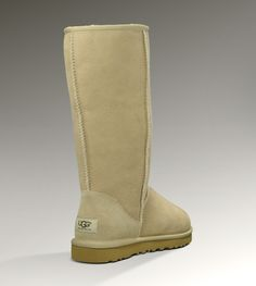 Uggs Classic Tall Sand Boots