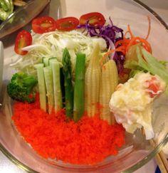 Salad love love
