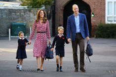 Their School Is Reopening, but Homeschooling May Continue For George and Charlotte Prince William Et Kate, Prince Andrew, Prince Charles, William Kate, Prince Georges, Anmer Hall, Hollywood Stars, Classic Hollywood, Principe William Y Kate