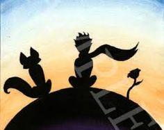 Bildergebnis für little prince silhouette