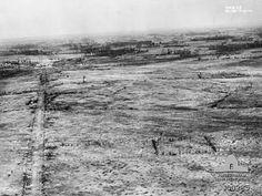 Passchendaele and surrounding area, 17 October, 1917
