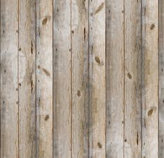 Barn Wood Fabric - Reclaimed Planks By Willowlanetextiles - Faux Barn Wood Decor Cotton Fabric By The Yard With Spoonflower Double Gauze Fabric, Cotton Twill Fabric, Satin Fabric, Custom Fabric, Cotton Canvas, Fabric Swatches, Textured Walls, Barn Wood, High Gloss
