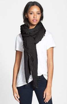 Collection XIIX 'Blanket' Wrap available at #Nordstrom