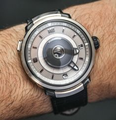 """Fabergé Visionnaire DTZ Watch Hands-On - by Ariel Adams- Check out this modern-looking piece from Fabregé at: aBlogtoWatch.com - """"Even though the historic decorated-egg-maker Fabergé is a 'luxury name' most people know, even many well-informed watch lovers have no idea that the brand is alive today and making wrist watches. The people running today's Fabergé, which also produces women's jewelry, have some very ambitious plans for their watches..."""""""