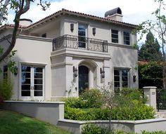 Mediterranean Home Design - mediterranean - Exterior - Los Angeles - Ripple Design Studio, Inc.