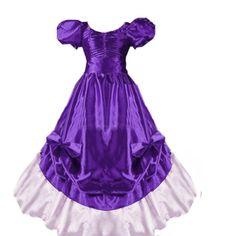 http://www.amazon.co.uk/Women-Sleeves-Ruffles-Bowknot-Floor-length/dp/B00ZHU1EZS/ref=sr_1_1?s=clothing