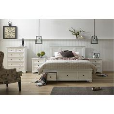 Corsica Queen Bed Frame from Snooze | Décor | Pinterest | Queen ...