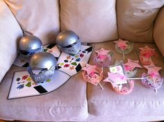 Party favors for knights and princess theme birthday party