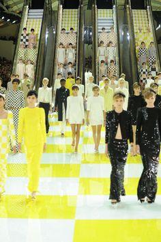 Louis Vuitton - Spring 2013 #ParisFashionWeek
