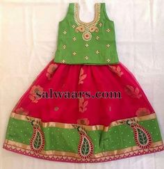 Paisley Motifs Red Net Skirt   Indian Dresses
