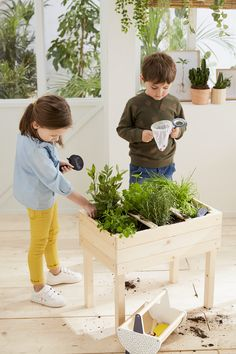 Discover recipes, home ideas, style inspiration and other ideas to try. Play N Go, Kids Zone, Wedding With Kids, Kids Church, Next At Home, Go Green, Herb Garden, Garden Inspiration, Kids Playing