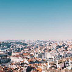 Lisbon in Portugal / photo by Jeroen Verhulst