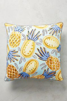 Anthropologie Sergio Pillow