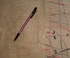 Tips om patronen over te tekenen