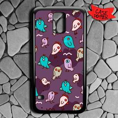 Pattern Little Chicken Samsung Galaxy S5 Black Case
