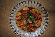 Caldeirada de Lulas: Portuguese Squid Stew