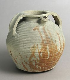 ar Date: 13th–14th century Culture: French Medium: Earthenware with slip decoration Dimensions: Overall: 9 3/16 x 9 1/2 in. (23.3 x 24.1...