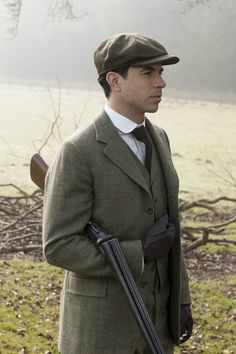 Downton Abbey Season 5: Lord Tony Gillingham   ..rh